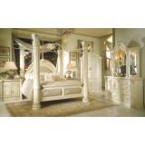 Monte Carlo Silver Snow Aico Комплект мебели для спальни