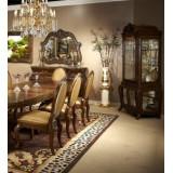 Lavelle-Melange Aico Комплект (Стол обеденный+6 стульев+2 стула с подлотниками)