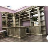 Allyre Parker house Комплект (Стол письменный +Модульная система)