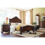 B553-158-197-256-193(2) Ashley  Комплект (Кровать King Size+2 тумбы прикроватные)*