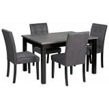 D161-225 Ashley Комплект (Стол обеденный+4 стула)