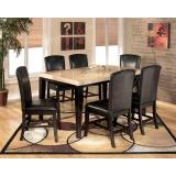 D451-25-01(4) Ashley Комплект (Стол обеденный+4 стула)