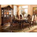 D553-35-02(6)-02A(2) Ashley Комплект (Стол обеденный+6стульев+2 стула с подлокотниками)