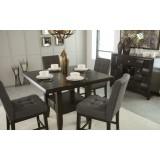 D582-32-124(4) Ashley Комплект (Стол высокий (барный)+4 барных стула)*
