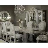 Monte Carlo II Silver Pearl Aico Стол обеденный *